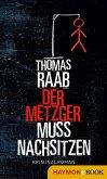 Der Metzger muss nachsitzen (eBook, ePUB)