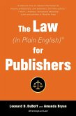 The Law (in Plain English) for Publishers (eBook, ePUB)