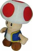 Super Mario Plüsch Toad 24cm