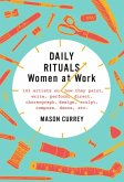 Daily Rituals: Women at Work (eBook, ePUB)