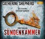 Sündenkammer, 1 MP3-CD