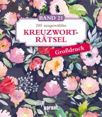 Kreuzworträtsel Deluxe Groß- Band 21