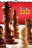 Wandkalender SCHACH 2020 A4