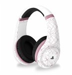 Stereo Gaming Headset Rose Gold.Ed.-Abstract White