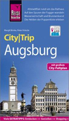Reise Know-How CityTrip Augsburg - Kränzle, Peter; Brinke, Margit