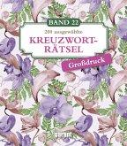 Kreuzworträtsel Deluxe Groß- Band 22