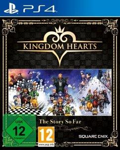 Kingdom Hearts The Story So Far (PlayStation 4)