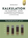 Kalkulation im Garten- und Landschaftsbau (eBook, PDF)