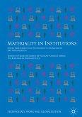 Materiality in Institutions (eBook, PDF)