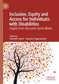 Inclusion, Equity and Access for Individuals with Disabilities (eBook, PDF)