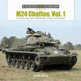 M24 Chaffee, Vol. 1: American Light Tank in World War II, Korea and Vietnam
