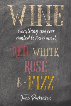Wine (eBook, ePUB) - Parkinson, Jane