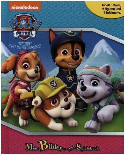 paw patrol spielbuch  810 spielfiguren  spielmatte