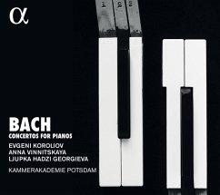 Konzerte Für Klavier - Vinnitskaya/Koroliov/Kammerakademie Potsdam/+