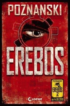 Erebos Bd.1 (Limited Edition) - Poznanski, Ursula