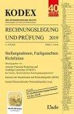 KODEX Rechnungslegung und Prüfung 2019 (f. Österreich)