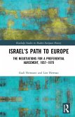 Israel's Path to Europe (eBook, PDF)