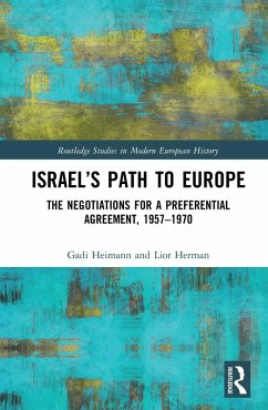 Israel's Path to Europe (eBook, PDF)