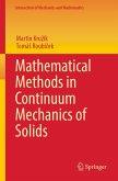 Mathematical Methods in Continuum Mechanics of Solids (eBook, PDF)