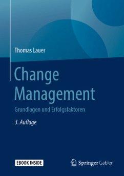 Change Management - Lauer, Thomas