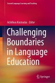 Challenging Boundaries in Language Education