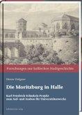 Die Moritzburg in Halle (Mängelexemplar)