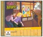 Kati & Azuro - Azuros großer Auftritt, 1 Audio-CD