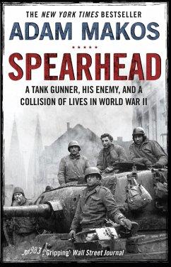 Spearhead (eBook, ePUB) - Makos, Adam