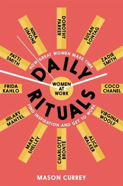 Daily Rituals Women at Work (eBook, ePUB) - Currey, Mason