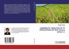 VARIABILITY ANALYSIS IN F2 POPULATION OF RICE (Oryza sativa L.)