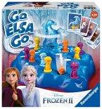 Ravensburger 20425 - Disney Frozen II, Go Elsa, Go!, 3D-Aktionsspiel