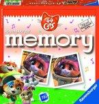 Ravensburger 20451 - 44 Cats memory, Gedächtnis-Spiel