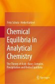 Chemical Equilibria in Analytical Chemistry