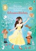 Mein erstes Märchen-Anziehpuppen-Stickerbuch: Schneewittchen