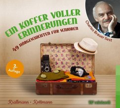 Ein Koffer voller Erinnerungen, Audio-CD - Krallmann, Peter;Kottmann, Uta