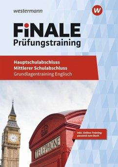 FiNALE Prüfungstraining - Hauptschulabschluss, Mittlerer Schulabschluss. Englisch - Föhse, Adelheid; Post, Christel