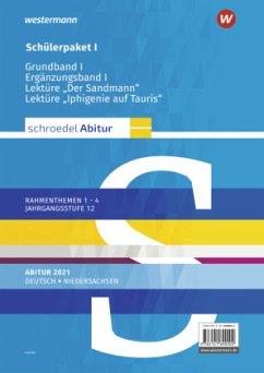 Schroedel Abitur - Ausgabe für Niedersachsen 2021. Deutsch. Schülerpaket I