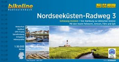 Nordseeküsten-Radweg 3 1:50 000