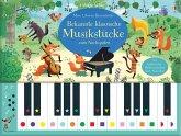 Mein Usborne-Klavierbuch: Bekannte klassische Musikstücke zum Nachspielen