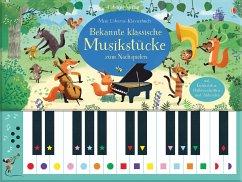 Mein Usborne-Klavierbuch: Bekannte klassische Musikstücke zum Nachspielen - Taplin, Sam