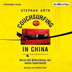 Couchsurfing in China (MP3-Download) - Orth, Stephan