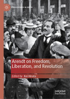 Arendt on Freedom, Liberation, and Revolution (eBook, PDF)