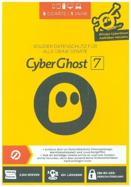 Cyberghost Keine Verbindung