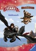 Leselernstars Dragons: Goldrausch (Mängelexemplar)