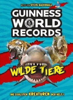 Guinness World Records Wilde Tiere (Mängelexemplar)