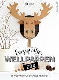 Einzigartiger Wellpappen-Zoo (eBook, ePUB)