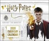 Harry Potter Tagesabreißkalender 2020