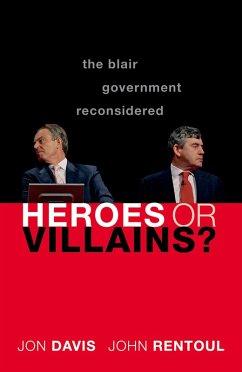 Heroes or Villains? (eBook, PDF) - Davis, Jon; Rentoul, John