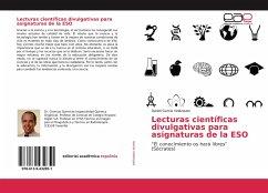 Lecturas científicas divulgativas para asignaturas de la ESO