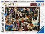 Harry Potter gegen Voldemort - Puzzle mit 1000 Teilen